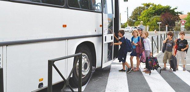 Transport vers le collège M. Barrès
