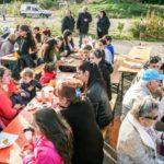 Inauguration de l'espace de loisirs d'Haropré
