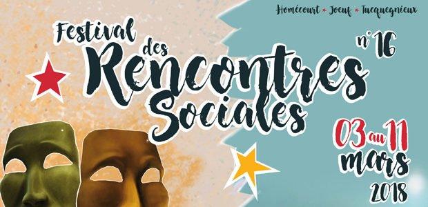 Festival des Rencontres Sociales 2018