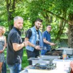 barbecue des residences