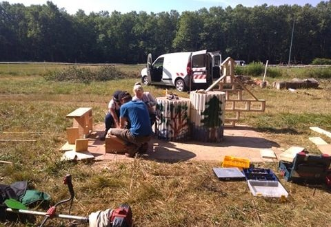 Chantier international 2019