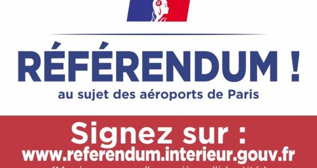 référendum privatisation ADP