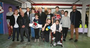 boxing club IME