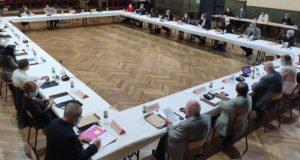 Conseil municipal du 24 mai 2020