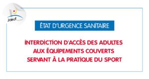 annonce interdiction equipements couverts